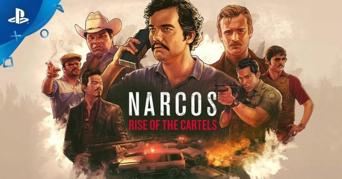 Netflix-hittisarjasta peliksi - Narcos: Rise of the Cartels sai trailerin