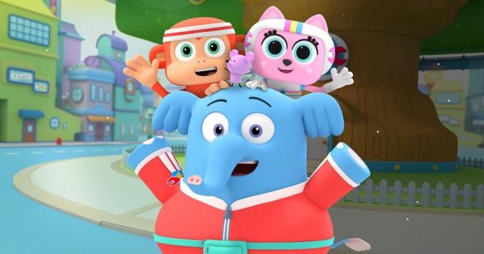 Netflix lapsiperheille: Nekku-apinan verraton työkaluvyö sai kahdeksan uutta jaksoa