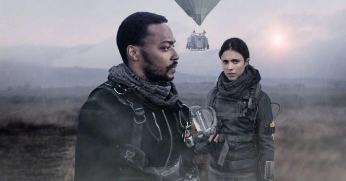 Netflix nyt: post-apokalyptistä scifiä yksinoikeudella - mukana Marvel-tähti Anthony Mackie