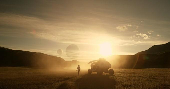 Netflix jouluaattona: Matkalla avaruuteen saa jatkoa - suomitraileri
