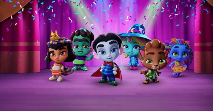 Netflix: lapsiperheille lisää katsottavaa - suomeksi puhuttu Super Monsters -traileri