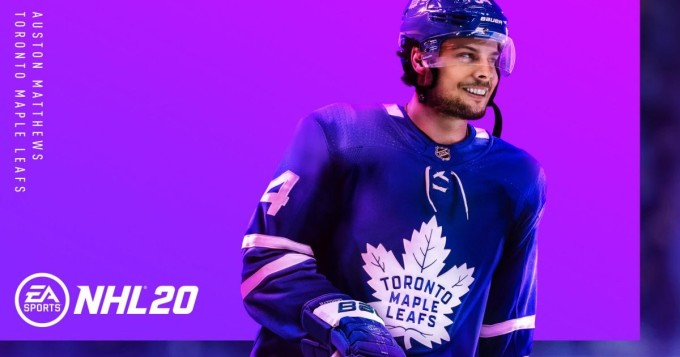 NHL 20 julki pian - gameplay-traileri esittelee peliä