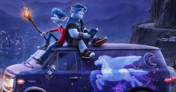 Marvel-tähdet ääninä Disney Pixar -animaatioelokuvassa Onward - Eteenpäin - uusi traileri julki