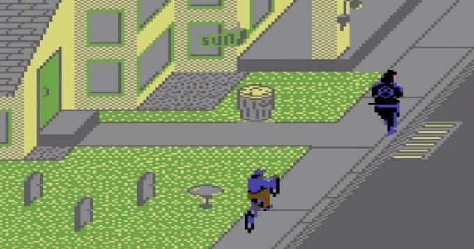 Muistatko Paperboy-pelin? Näin se pelataan hujauksessa läpi