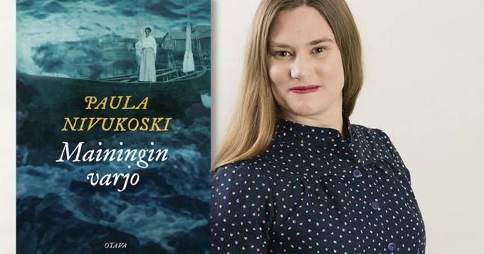 Paula Nivukoski - Mainingin varjo filmatisoidaan elokuvaksi