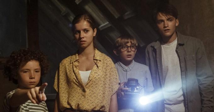 Netflix nyt: itävaltalainen kauhuleffa Pelottava talo - perustuu Martina Wildner -romaaniin