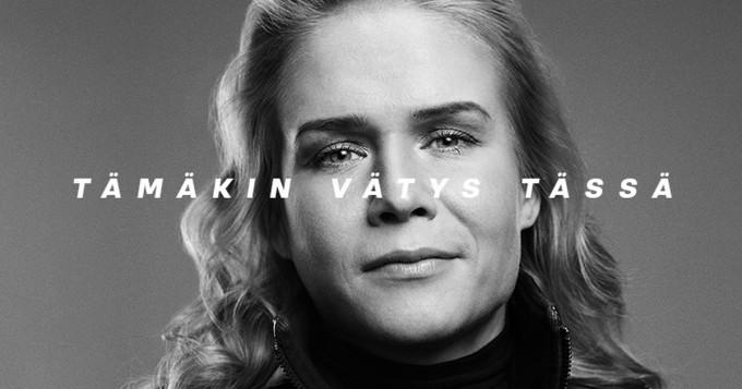 Petra Olli vätyksenä ja nahjuksena - YTK:n viestintäkampanja tuulettaa luutuneita käsityksiä työttömyydestä