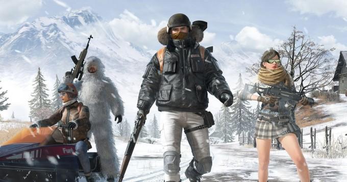 PUBG tänään: Vikendi-talvikartta avautuu PS4:lle ja Xbox Onelle