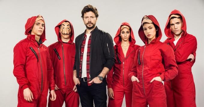 Netflix tänään: hittisarja Rahapaja sai 4. kauden - bonuksena dokumentti Rahapaja-ilmiö