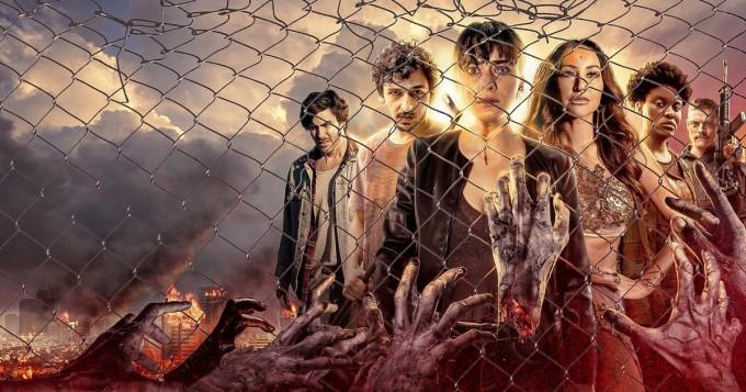 Netflix starttasi uuden zombie-sarjan Reality Z - perustuu Black Mirror -luojan ideaan