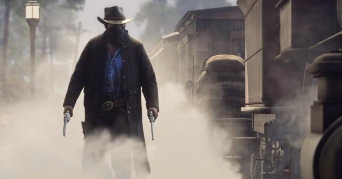 PS4 ja Xbox One: Red Dead Redemption 2 pian kaupoissa - uusi traileri