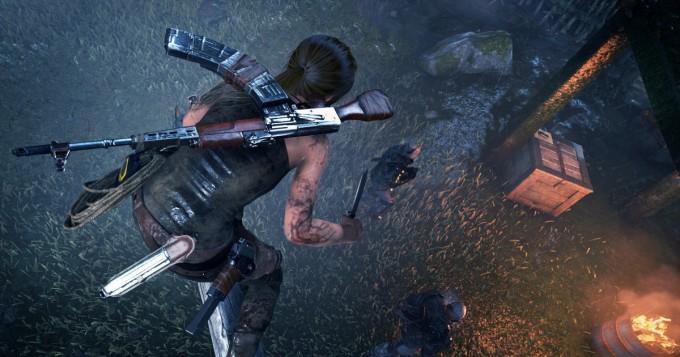 PlayStation Store julkaisi viikkotarjouksen: PS4:n Rise of the Tomb Raider: 20 Year Celebration lähtee 86%:n alessa