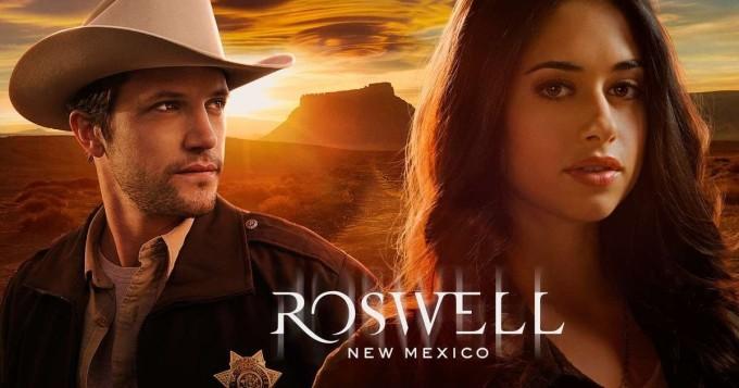 HBO Nordic tänään: vuosituhannen vaihteen scifi-suosikki palaa - Roswell, New Mexico