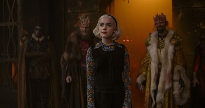 Netflix nyt: uudet Sabrina: Pimeällä puolella -jaksot julki