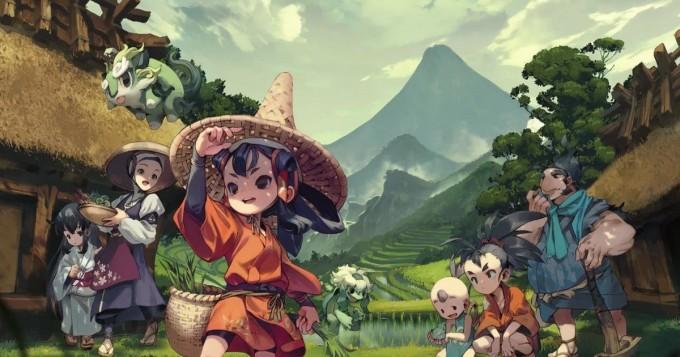 Myös PlayStation 4 sai Sakuna: Of Rice and Ruin -pelin