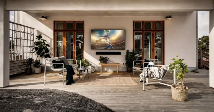 Samsung tuo ulkotiloihin sopivan The Terrace -television