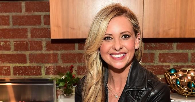 """Tältä """"Buffy, vampyyrintappaja"""" Sarah Michelle Gellar, 41 v, näyttää nyt"""