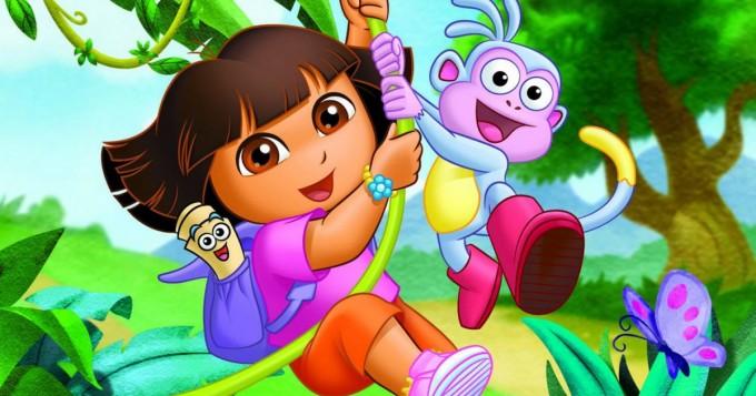 Seikkailija Dora ihmisten näyttelemässä elokuvassa 20.9. - tältä näyttää Dora: Kadonnut kaupunki