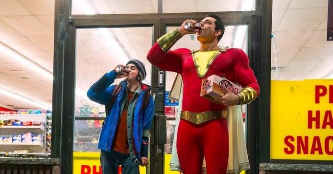 Shazam! DC Comics -sarjakuviin perustuvasta supersankarielokuvasta uusi näyte