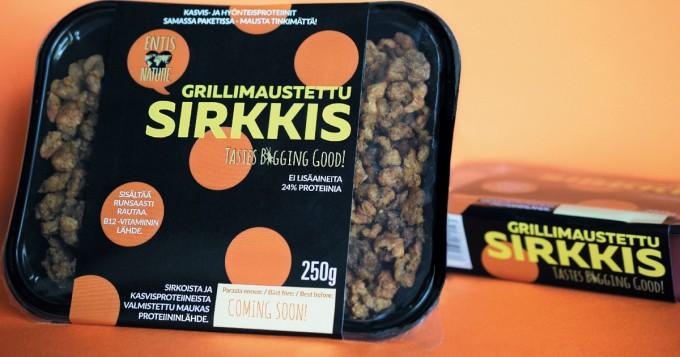 Sirkkis saapuu Prisma-kauppoihin 3.9. - perinteinen jauheliha saa hyönteishaastajan