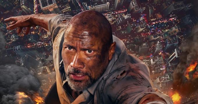 Netflix nyt: Dwayne Johnson toimintaleffassa Skyscraper