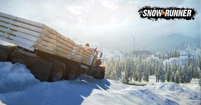 PlayStation Store julkaisi viikkotarjouksen: huhtikuussa ilmestynyt SnowRunner 33%:n alessa