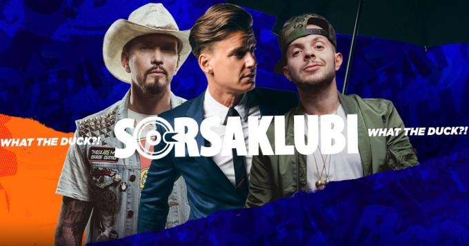 Tampere-talo lanseeraa klubikonseptin: Sorsaklubilla mm. Pandora, Spekti, Brädi, Uniikki, Oku Luukkainen, Nelli Matula ja Cledos