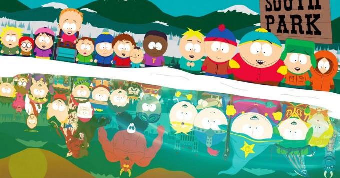 Paramount Network Suomi esittää tuoreeltaan: tunnin mittainen South Park Pandemic Special -erikoisjakso