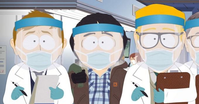 Paramount Network Suomi tänään: tunnin mittainen South Park Pandemic Special -erikoisjakso