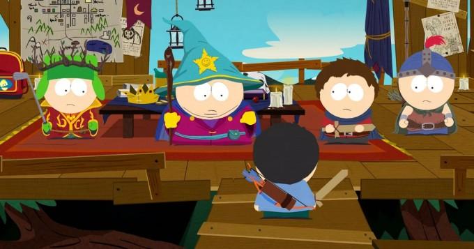 Nintendo Switch sai South Park: The Stick of Truth -pelin