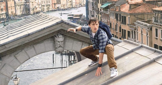 Netflix nyt: Marvel-leffa Spider-Man: Far From Home
