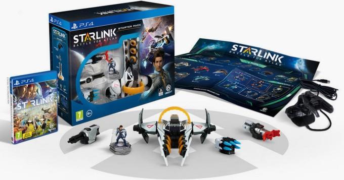 Starlink: Battle for Atlas hyödyntää ohjaimeen asetettavia pienoismalleja - PS4, Xbox One, Nintendo Switch