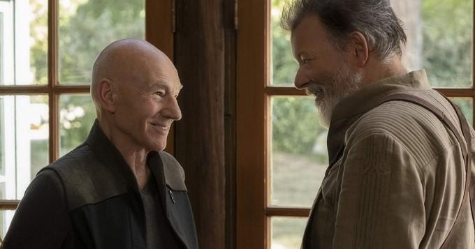 Vahvistus: Amazon Prime Video -sarja Star Trek: Picard saa toisen tuotantokauden - Patrick Stewart palaa suosikkirooliinsa