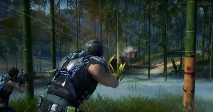 Suomalainen Housemarque julkaisi uuden trailerin battle royale -pelistään Stormdivers