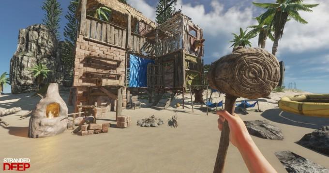 PlayStation Store julkaisi viikkotarjouksen: huhtikuussa ilmestynyt seikkailupeli Stranded Deep 30%:n alessa