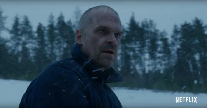 Netflix-hittisarja Stranger Things sai uuden teaserin - Hopper on elossa!