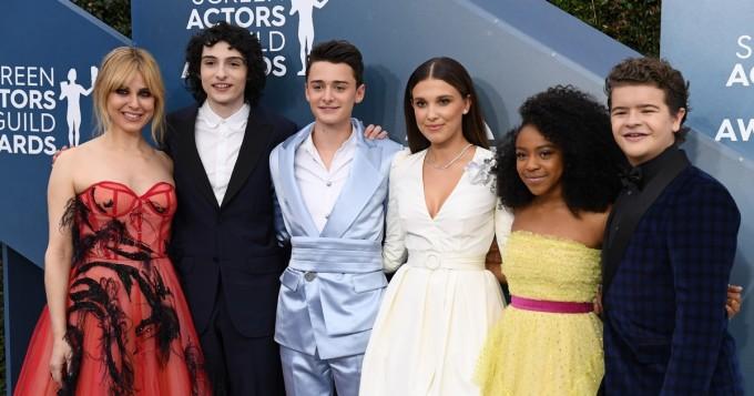 Stranger Things -tähdet upeina Screen Actors Guild Awards -gaalassa - joutuivat pettymään