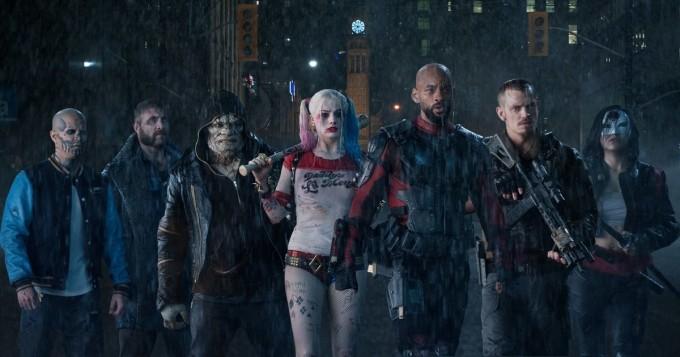 Tänään tv:stä: Margot Robbie ja Jared Leto toimintaelokuvassa Suicide Squad