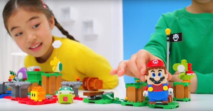 LEGO Super Mario tulee - suunnittelija Jonathan Bennink esittelee