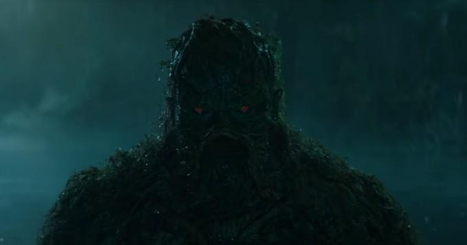 Supersankarikauhusarja Swamp Thing starttaa toukokuussa - tältä Rämeen olento näyttää