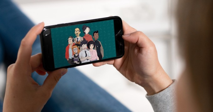 Suomalainen FULL ADHD - Täyttä elämää -mobiilipeli kuvaa ADHD-kokemusta tieteen ja tarinan keinoin