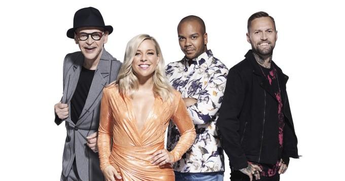 Krista Siegfrids yhä poissa - Jannika B nähdään Talent Suomi -tuomarina