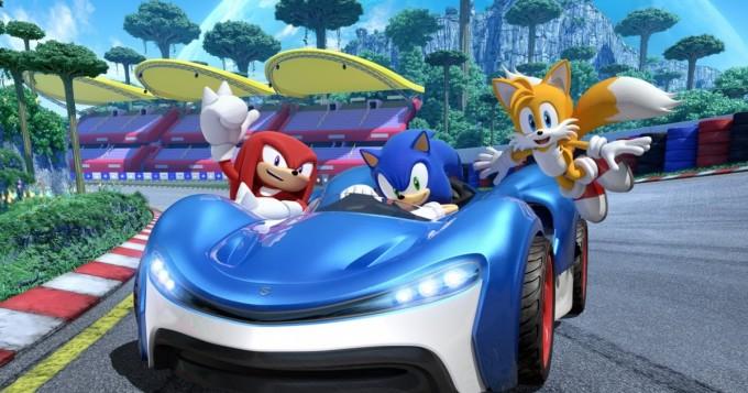 Vapise Mario Kart? Team Sonic Racing julki Switchille, PS4:lle, Xbox Onelle ja PC:lle