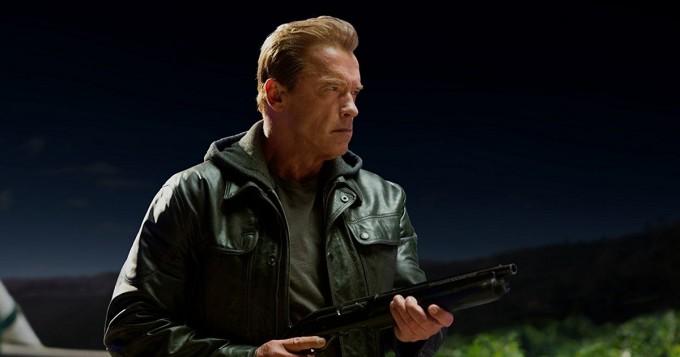 Netflix nyt: Arnold Schwarzenegger tutuissa ympyröissä leffassa Terminator Genisys