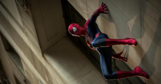 Andrew Garfield on Hämähäkkimies leffassa The Amazing Spider-Man 2 - Nelonen tänään