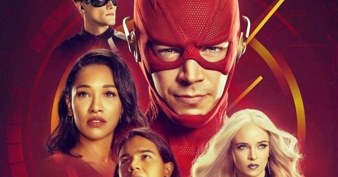 Supersankarisarja The Flash sai pitkän trailerin - 22 uutta jaksoa luvassa