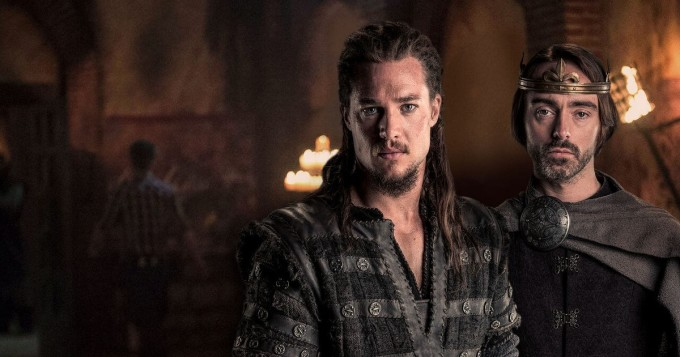 Netflix-hittisarja The Last Kingdom saa jatkoa