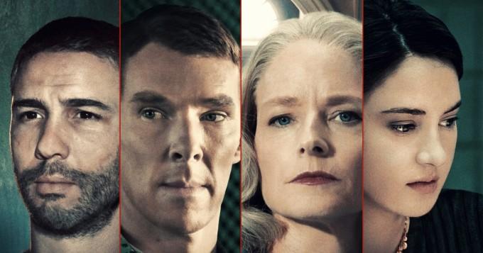 Amazon Prime Video tänään: Shailene Woodley ja Benedict Cumberbatch tähdittävät alkuperäiselokuvaa The Mauritanian