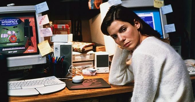 TV5 tänään: Sandra Bullock -klassikossa The Net viljalti retronostalgiaa - mm. Wolfenstein 3D