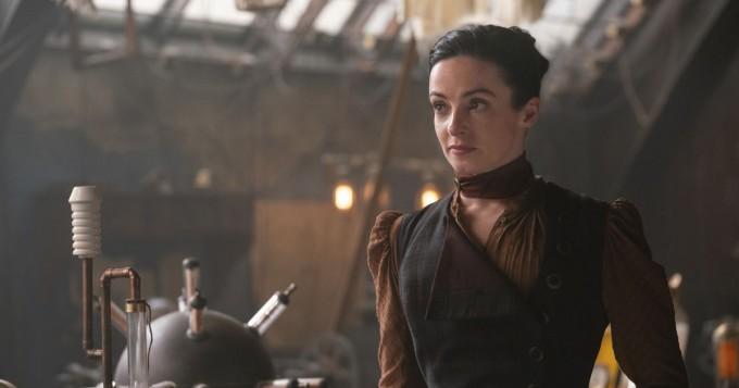 HBO Nordic: odotettu HBO-sarja The Nevers alkaa 12.4. - hahmojen esittelyt